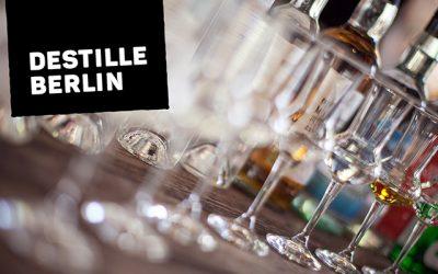 Schmitzz auf der Destille Berlin