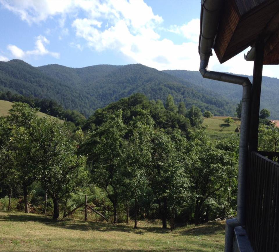 Berge in Serbien